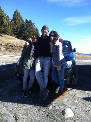 Roadtrip in Andorra