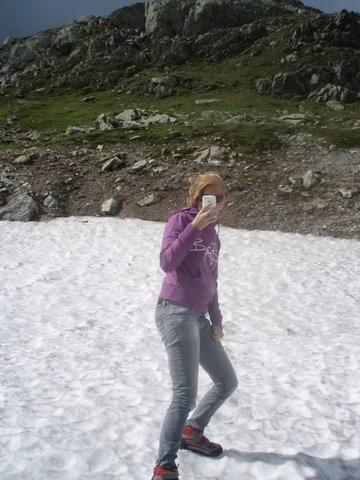 SabineDeWitte in Zwitserland