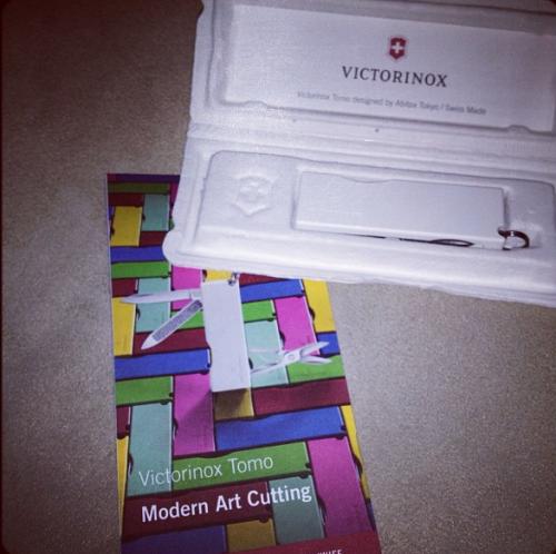 Victornix Tomo Design Cutting