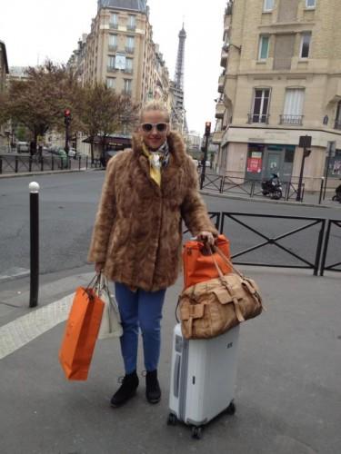Op reis in Parijs