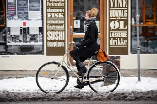 Cycle Chic Copenhagen