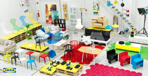 PS collectie IKEA 2012