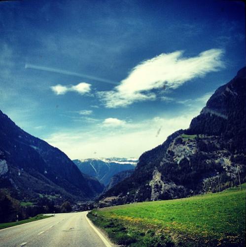 zwitserse alpen