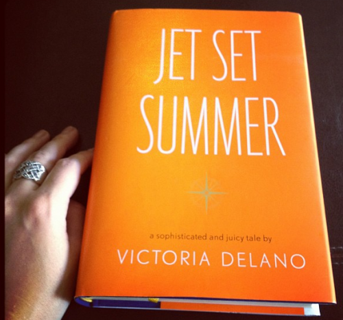 Jet Set Summer boek