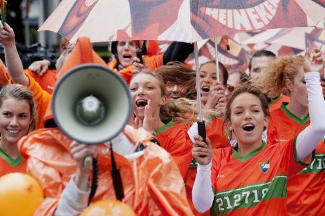 ek 2012 oranje fans