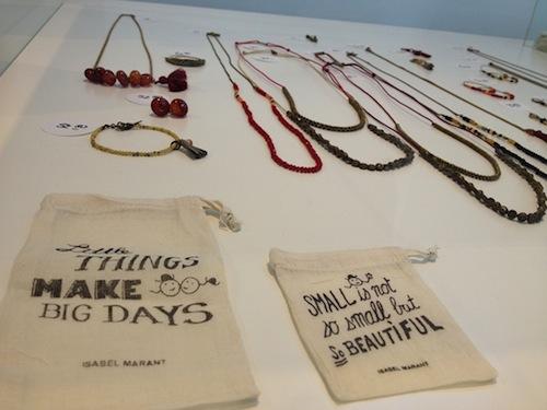 Kabinet jewelry