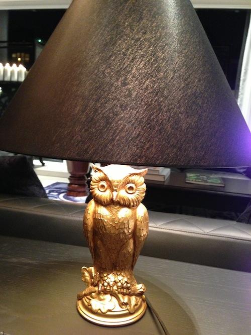 andaz amsterdam lamp