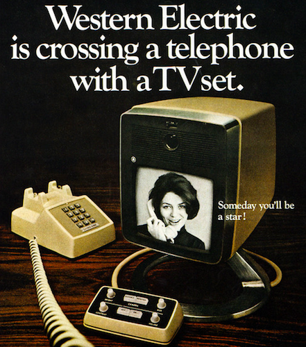 vintage tech advertentie