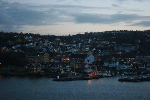 fjord-dorp