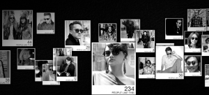 Tommy Ton and Giorgio Armani's Frames of your Life project