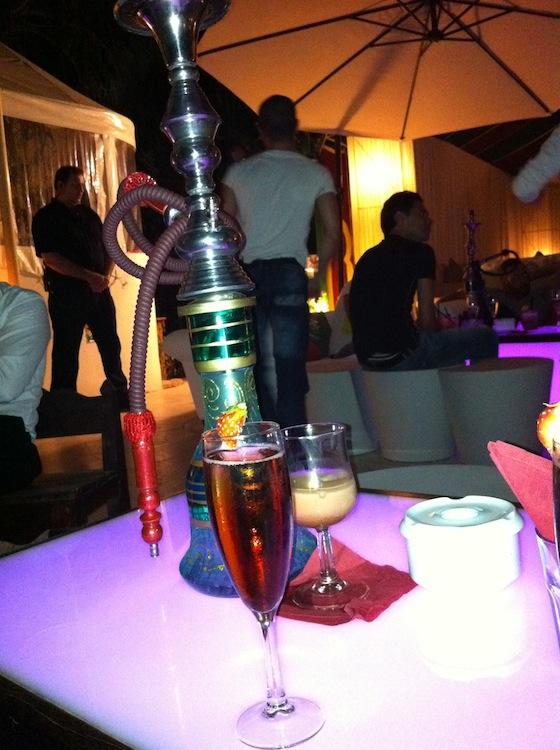 KM5 cocktail & loungebar Ibiza