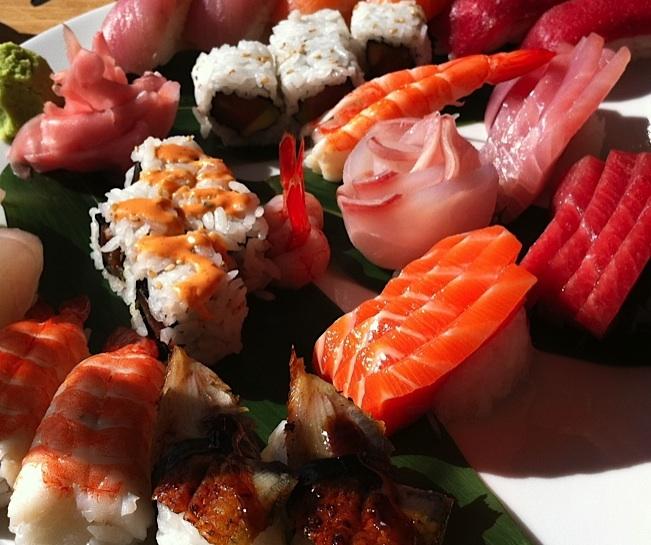 Sushi Blue Marlin