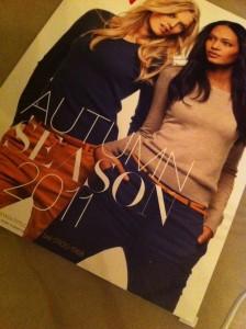 Herfstmode 2011 H&M