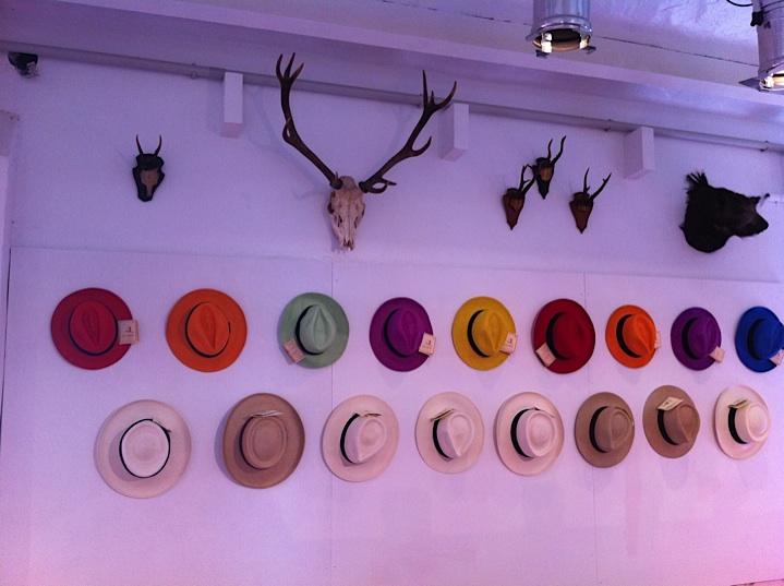 Sluiz hoedenwand