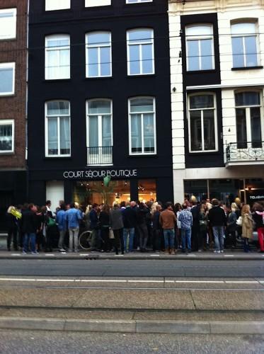 Court Sejour Boutique Van Baerlestraat Amsterdam