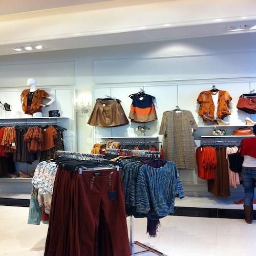 Forever 21 shop Antwerpen