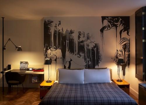 Hotelkamer ACE