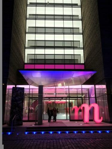Nhow Berlijn hotel