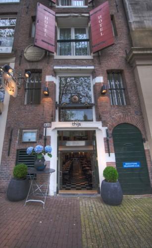 THIJS restaurant prinsengracht