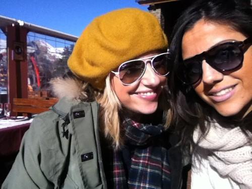 SabineDeWitte en Marta