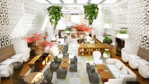 Restaurant Blanc Mandarin Oriental Barcelona