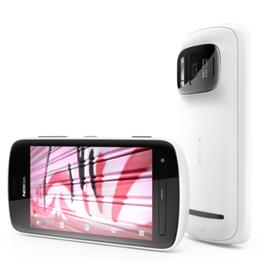 Nokia PureView 808 met 41 MegaPixel camera