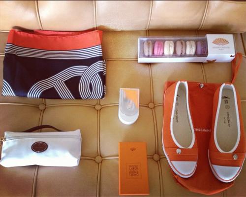 oranje shop items