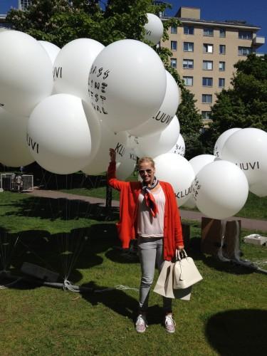 Helsinki ballonnen
