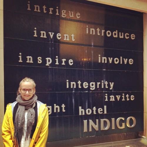 Indigo HOtel Ottawa
