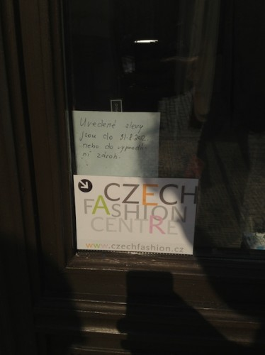 Route Czech Fashion Centre