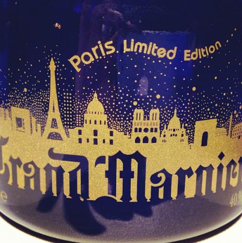 Grand Marnier Paris limited edition