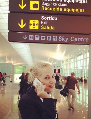 El Prat Barcelona vliegveld