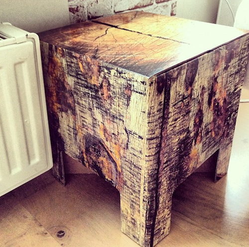 boomstam dutch design chair