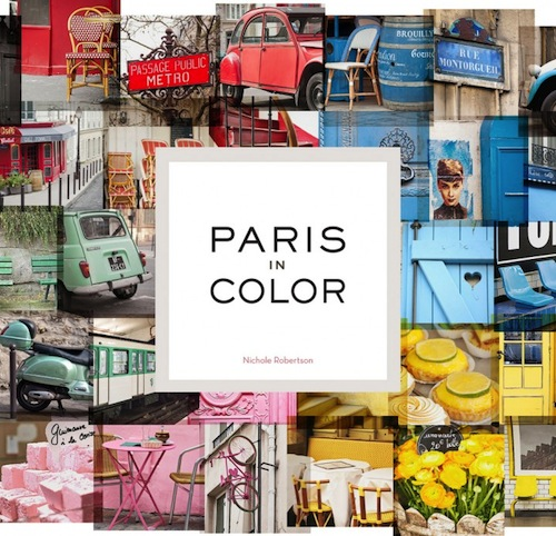 Boek Paris in Color