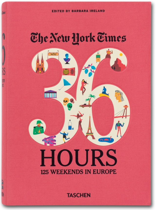 125 weekends in europe