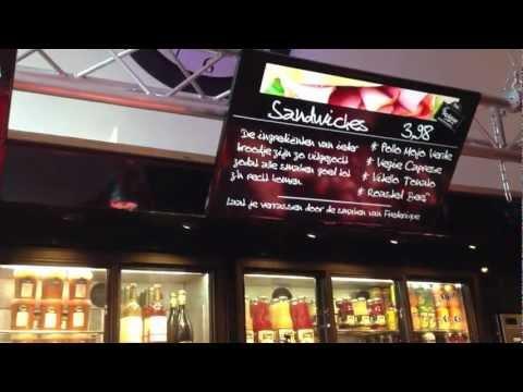 Video thumbnail for youtube video Hotspot Frederique Paris + WINactie - SabineDeWitte