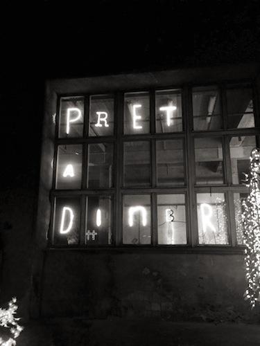 Pret a diner Berlijn