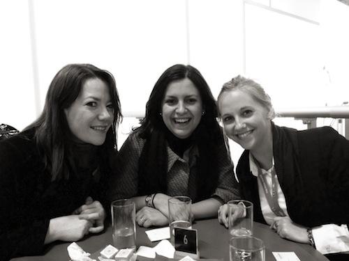 Sonia, Ana en ik