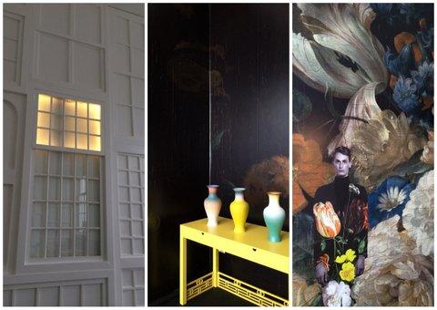 De private rooms, af te huren voor events & vergaderingen zijn net af en ZO mooi!