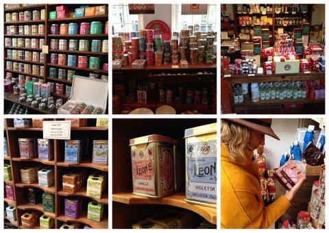 Het Hanze Huis - snoepwinkel voor authentieke producten